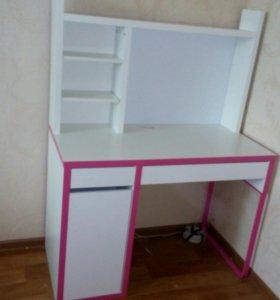 стол письменный, для девочки