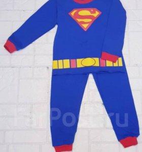 Пижама Superman (супермэн)