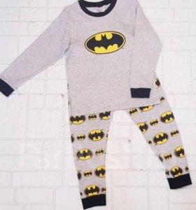 Пижама Batman (бэтмэн)