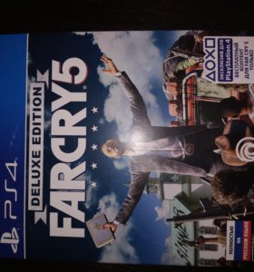 Игра Far Cry 5 deluxe edition
