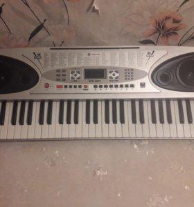 Электронный синтезатор. NOVIS
