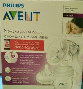 Молокоотсос ручной Philips Avent (Филипс Авент)