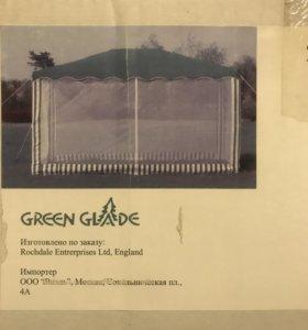 Садовый тент-шатёр новый Green Glade