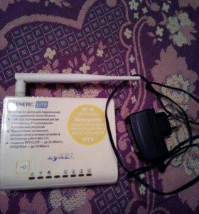 Роутер Fi-Fi ZyXel Keenetic