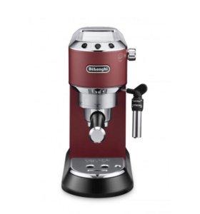 Кофеварка Delonghi (EC-680) Red