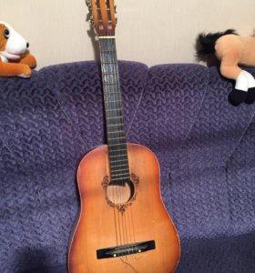 Гитара 6 струн, струны комбинированные