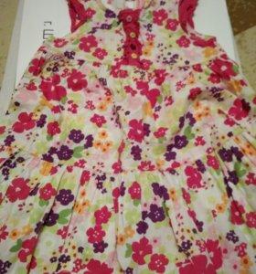 Платье на 98-104см