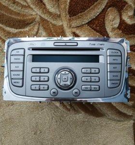 Автомагнитола для форд фокус 2, мондео.