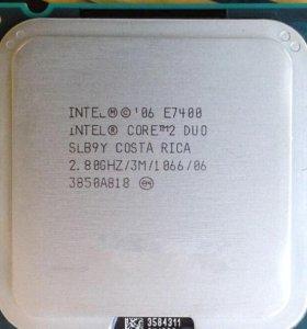 Процессоры на сокет 775