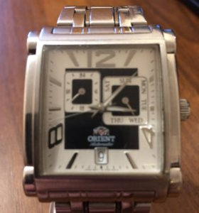 обмен,продажа японские часы ORIENT механика, автоп