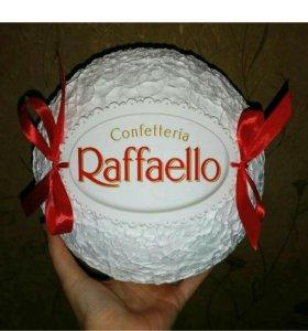 Большое Раффаэлло и Ферреро Роше