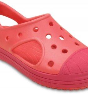 Новые crocs р. 29