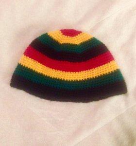 Раста шапка регги