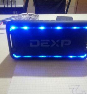 dexp колонка