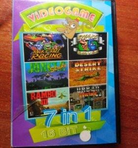 Игра Sega mega drive