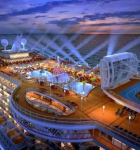 Путешествия на круизных лайнерах