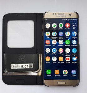 Samsung galaxy s7 edge 32 gb + Samsung Oculus Gear
