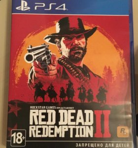 Игра PS4 Red Dead Redemption II / 2