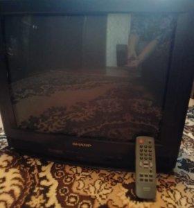 Телевизор Sharp. Японская сборка.