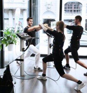Студия EMS-фитнеса с оборудованием в р-не Куркино