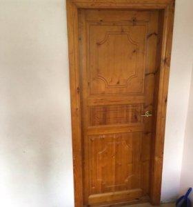 Межкомнатные двери с коробками