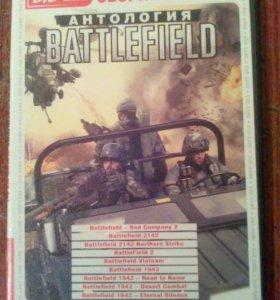 Игра На Пк - Battlefield - Антология