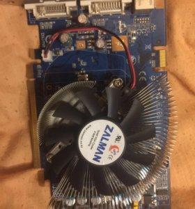 Видеокарта GeForce 7600GS 256 Мбайт