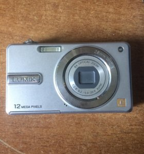 Фотоаппарат Lumix F3