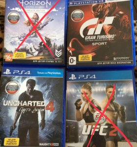 Игры PS4: Gran Turismo, Uncharted 4,