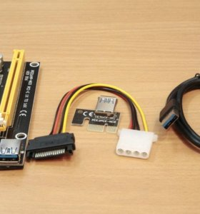 PCI-E USB 3.0 RAISER NEW