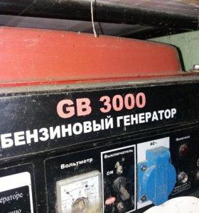 Генератор бензиновы
