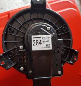 Мотор печки gx460, prado 150