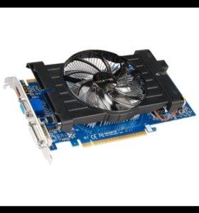 Видеокарта GIGABYTE GeForce GTX 550 ti