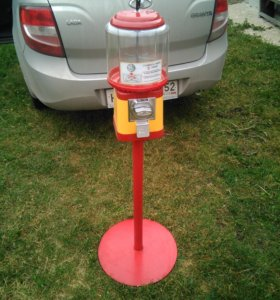 Аппараты для продажи бахил и игрушек