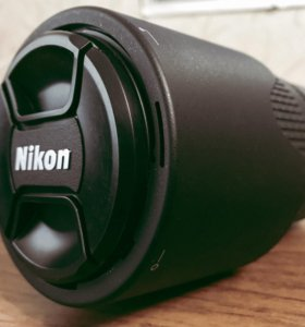 Объектив Af-s Nikkor 70-300 1:4.5-5.6G