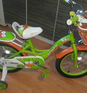 Велосипед детский для девочек *16*