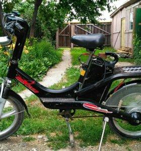 Электровелосипед.