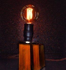 Настольная лампа «Лофт»