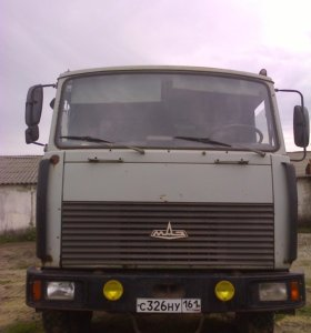 МАЗ-5551 10 ТОНН