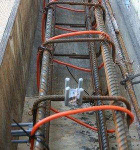 Кабель для прогрева бетона от 220Вт