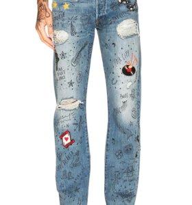 Совершено новые джинсы Levi'S 501 XX день