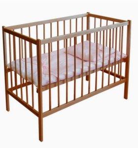 Мебель, Детская кроватка