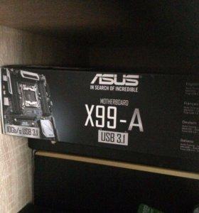 Компьютер (сборка без корпуса) на базе i7 5820к