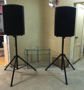 Комплект звукового оборудования 1 квт