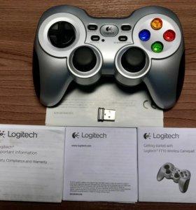 Беспроводной геймпад Logitech G Wireless F710