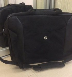 Чёрная сумка HP для ноутбука