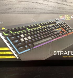 Corsair Strafe Cherry MX RGB Red