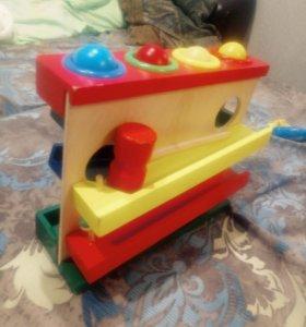 игрушка деревянная