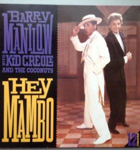 Barry Manilow with Kid Creole