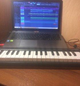 Midi-клавиатура Korg microkey 2-37